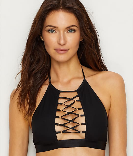 Bluebella: Fenella Lace-Up Bralette