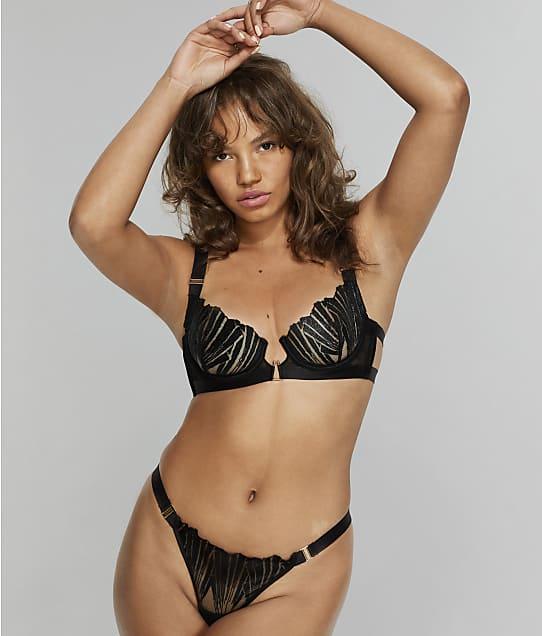 Bluebella Sofia Demi Bra in Black 41353