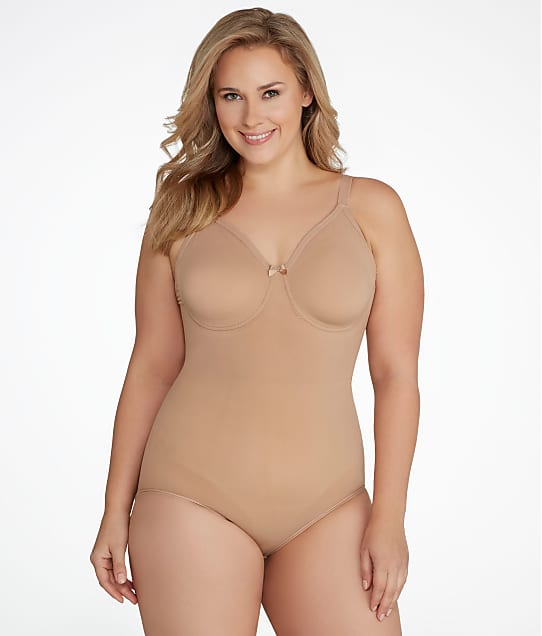 BodyWrap: Plus Size Firm Control Bodysuit