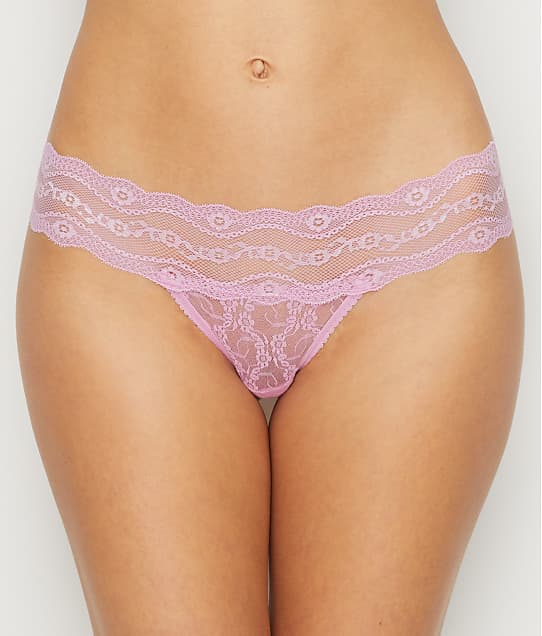 b.tempt'd by Wacoal: Lace Kiss Thong