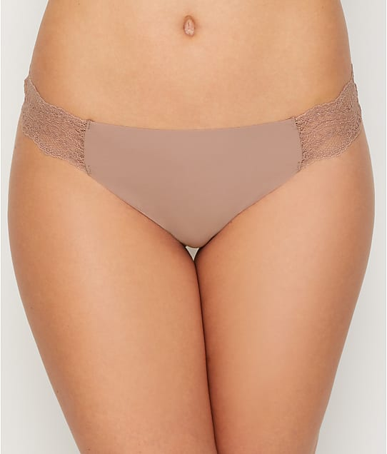 b.tempt'd by Wacoal b.bare Thong in Antler 976267