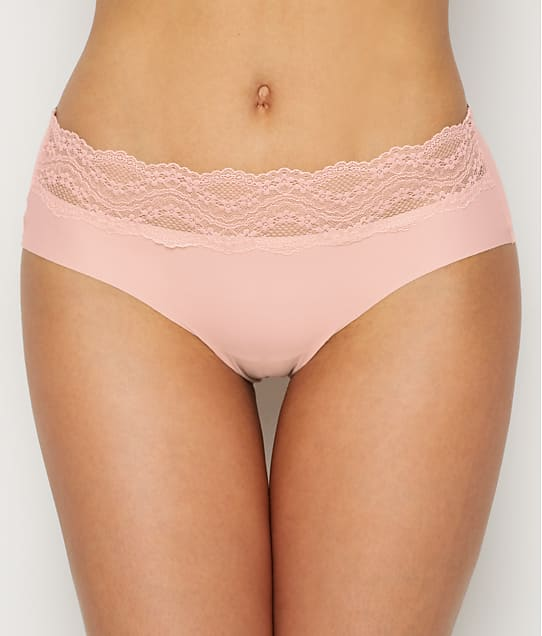 b.tempt'd by Wacoal b.bare Hipster in Rose Smoke 978267