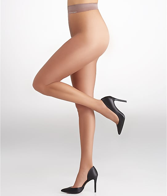 Calvin Klein Hosiery: Ultra Bare Infinite Sheer-to-Waist Pantyhose
