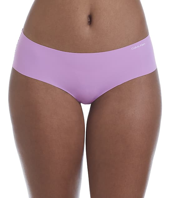 Calvin Klein Invisibles Hipster in Lilac Rain D3429