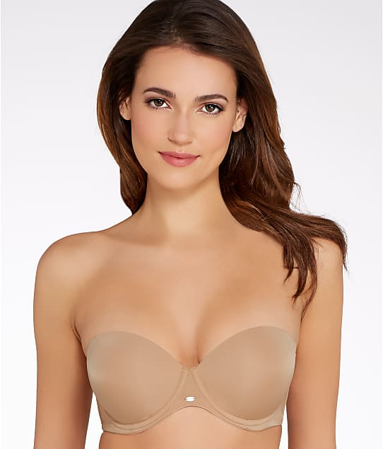 9f541e117f1 Calvin Klein Naked Glamour Strapless Push-Up Bra