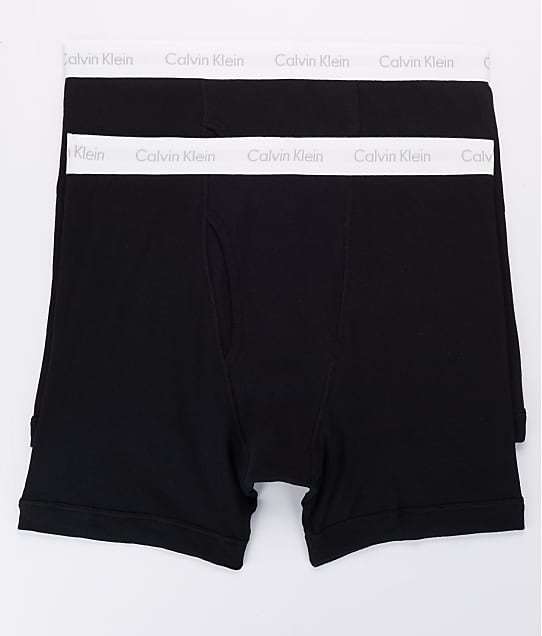 Calvin Klein: Classic Fit Tall Boxer Brief 2-Pack