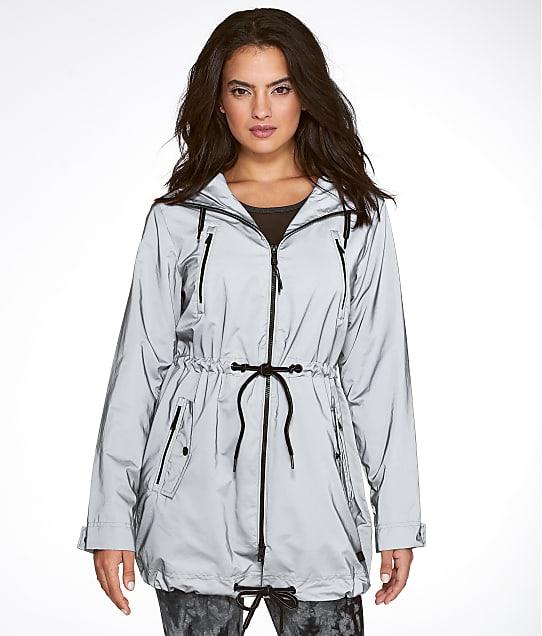 Calvin Klein: Reflective Spectator Jacket