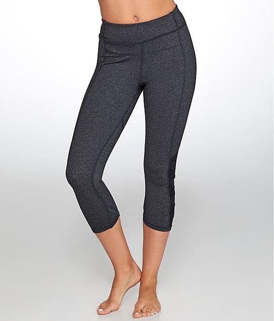 Calvin Klein: High Waist Side Mesh Cropped Leggings