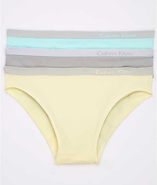 Calvin Klein: Pure Seamless Bikini 3-Pack
