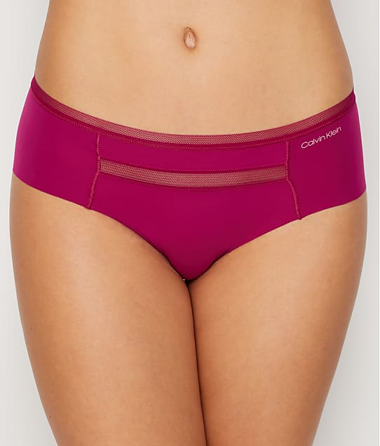 Calvin Klein: Mesh Trim Invisibles Hipster