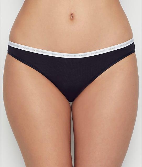 Calvin Klein: CK One Cotton Singles Bikini