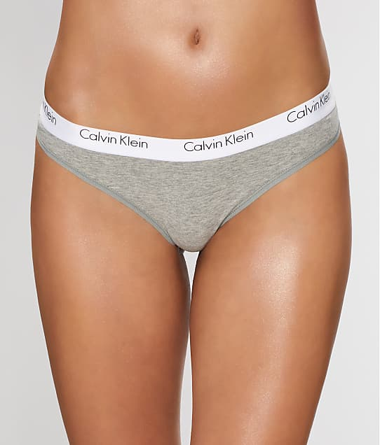 Calvin Klein: CK One Cotton Thong