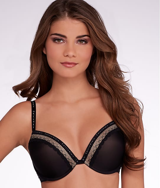 1910ebea82815 Calvin Klein Signature Flirty Push-Up Bra