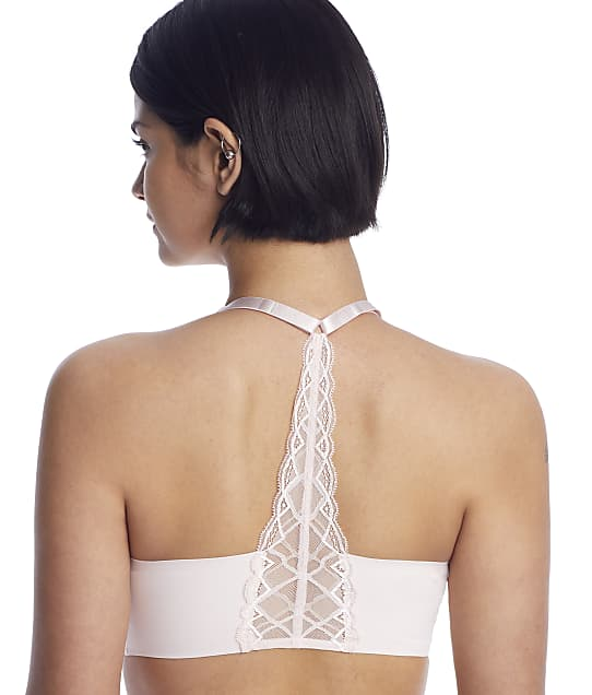 Calvin Klein: Invisibles Lace Racerback Bra