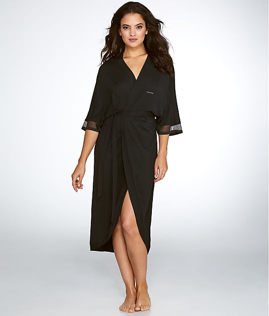 Calvin Klein: Sculpted Modal Robe