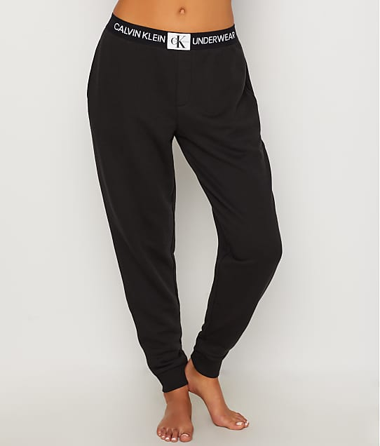 Calvin Klein: Monogram Cotton Jogger Pants