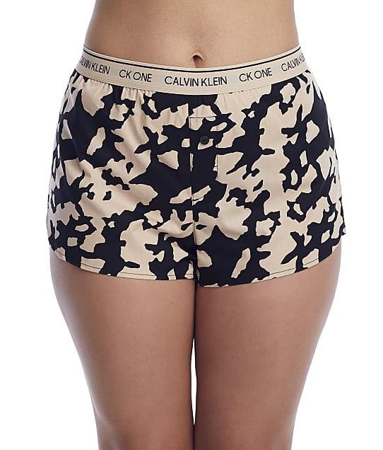 Calvin Klein: Woven Sleep Shorts