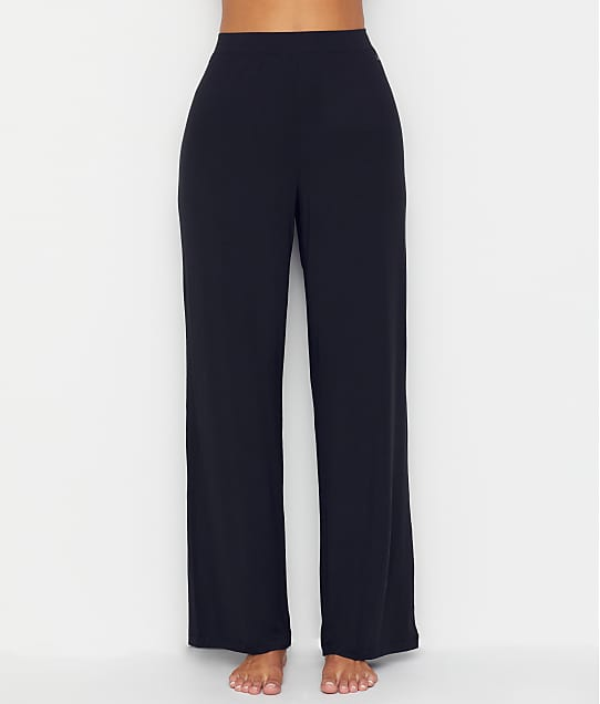 Calvin Klein Modal Lounge Pants in Black QS6485