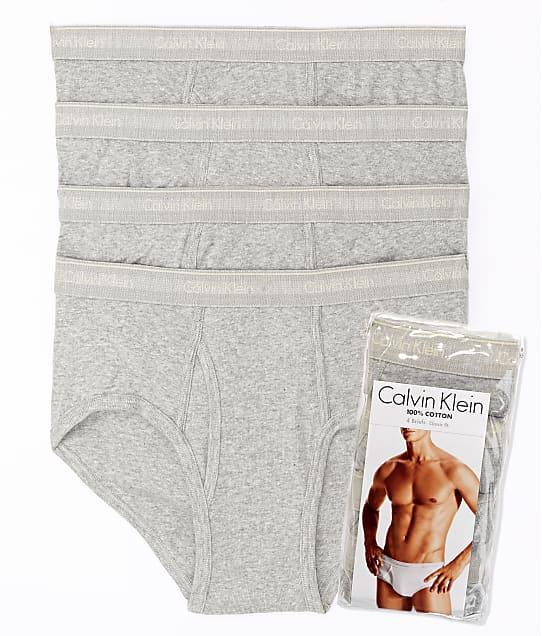 Calvin Klein: Cotton Brief 4-Pack