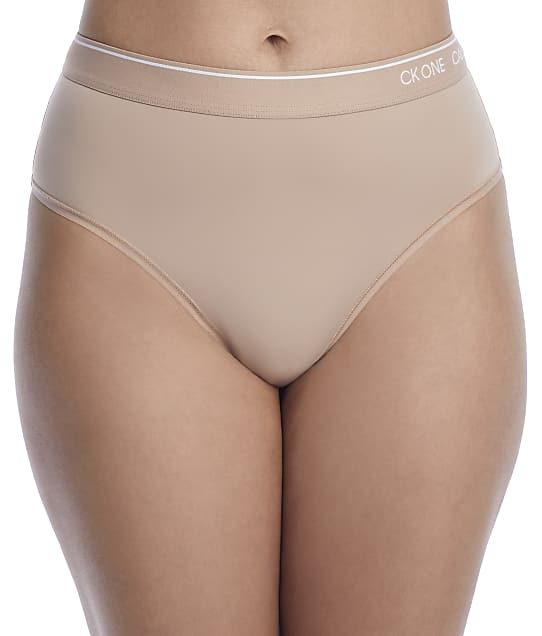 Calvin Klein: CK One Micro High-Waist Thong