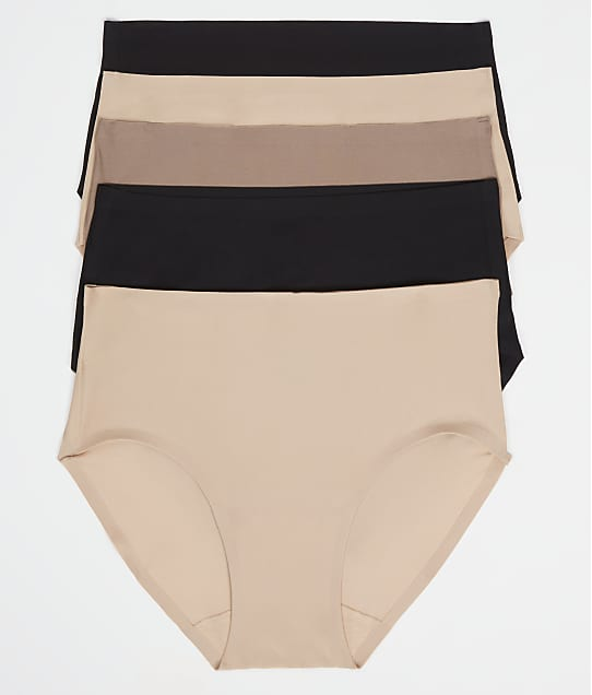 Chantelle: Soft Stretch Hipster 5-Pack