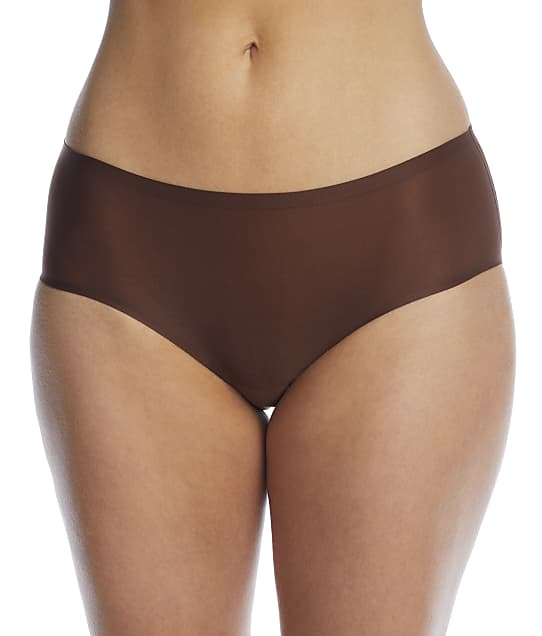 Chantelle Soft Stretch Hipster in Walnut(Front Views) 2644