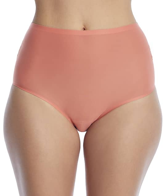 Chantelle Soft Stretch Full Brief in Guava Pink(Front Views) 2647