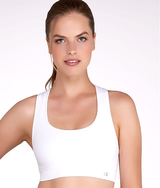 Champion: Mid-Impact Wire-Free Sports Bra