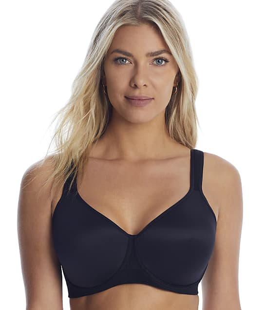 Chantelle All Day Active High Impact Sports Bra in Black(Front Views) 2949