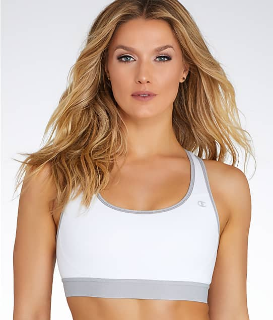 Champion: Medium Impact Wire-Free Sports Bra