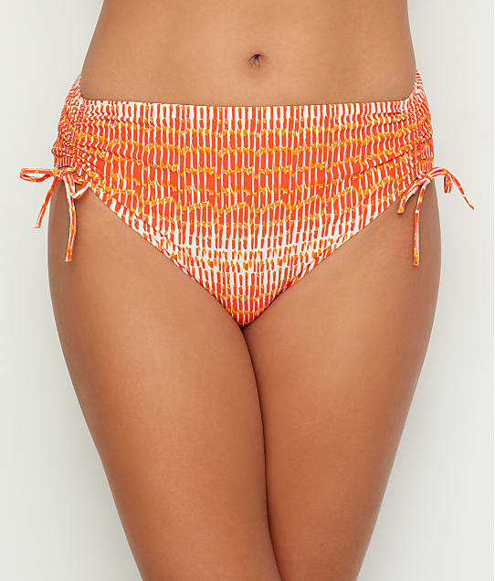 Chantelle: Shades High-Waist Adjustable Bikini Bottom