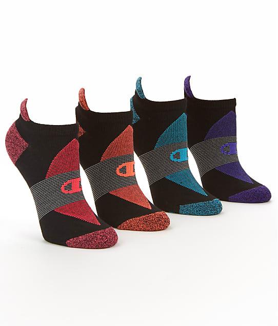 Champion: Trade Up Performance Heel Shield Socks 4-Pack