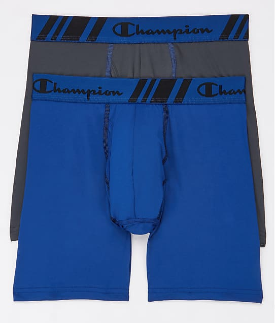Champion: Tech Performance Boxer Brief 2-Pack