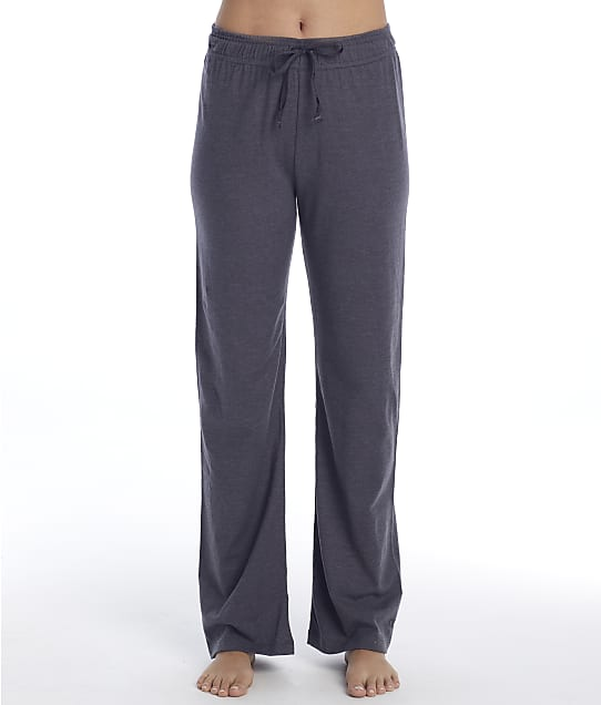 Champion Authentic Jersey Pants in Granite Heather(Front Views) M7421