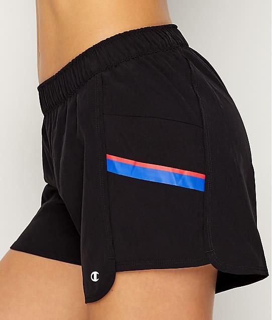 Champion: Woven Athletic Training Shorts