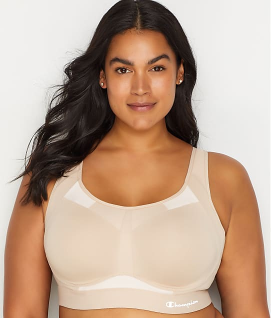 Champion: Plus Size Motion High Impact Underwire Sports Bra