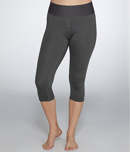 Champion: Plus Size Absolute Capri with SmoothTec™ Band