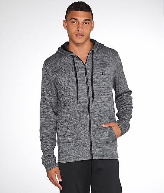 Champion: Premium Full Zip Tech Fleece