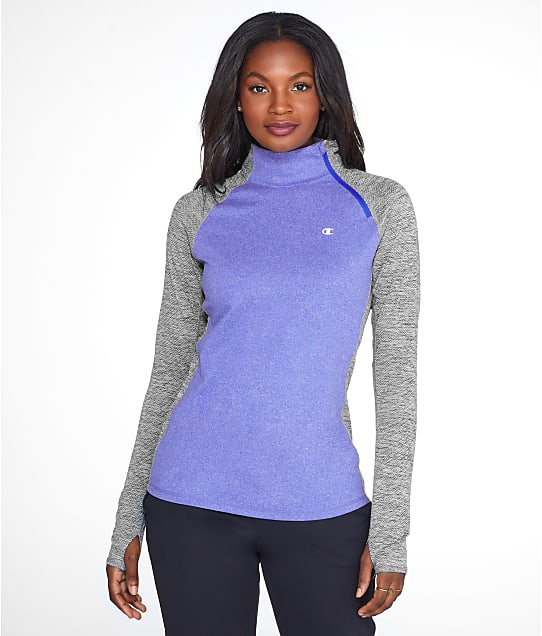 Champion: Vapor 1/4 Zip Mock Neck Pullover