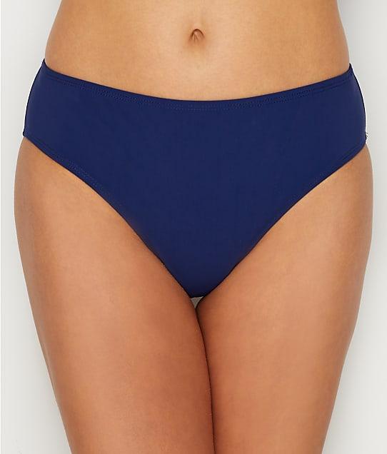 Christina: Solid High-Waist Bikini Bottom