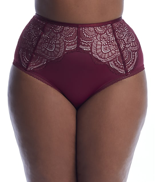 City Chic: Bree High-Waist Brief