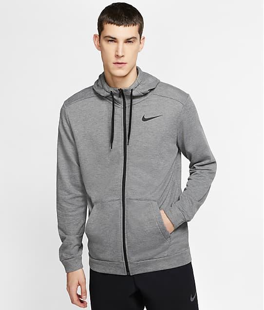 Nike: Dri-FIT Zip-Up Training Hoodie
