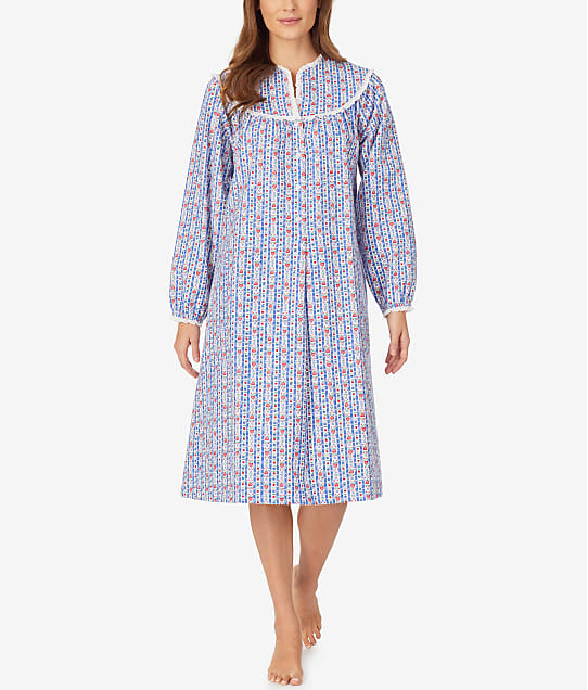 Lanz of Salzburg: Waltz Flannel Nightgown