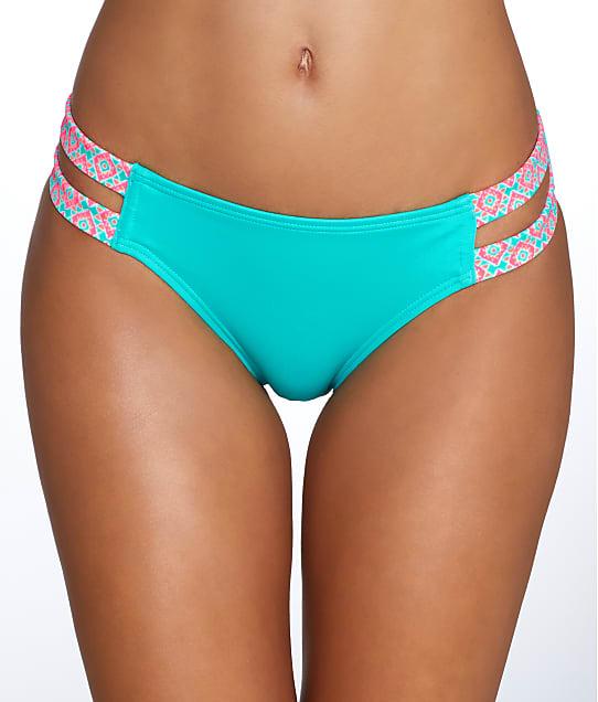 Coco Rave: Desert Queen Strappy Bikini Bottom