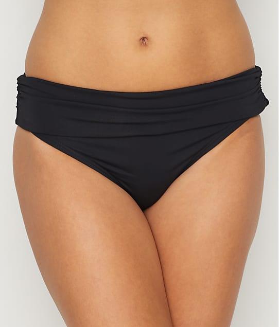 Coco Reef: Classic Solid Fold-Over Bikini Bottom