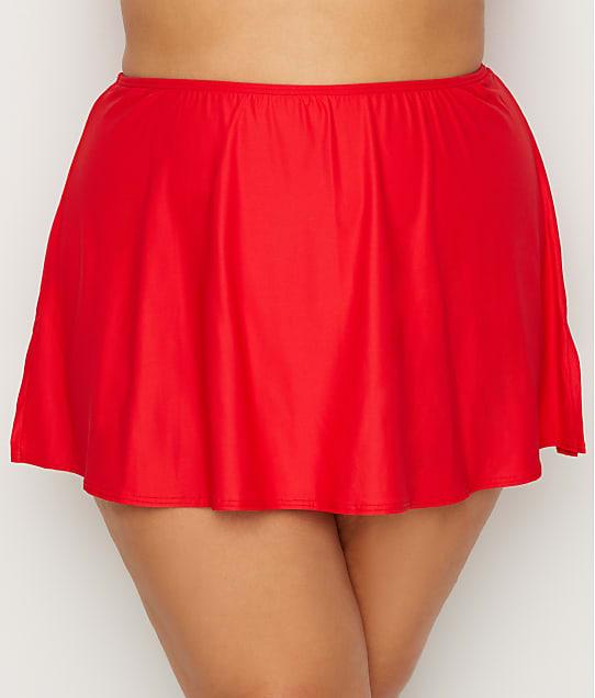 Coco Reef: Plus Size Classic Skirted Bikini Bottom
