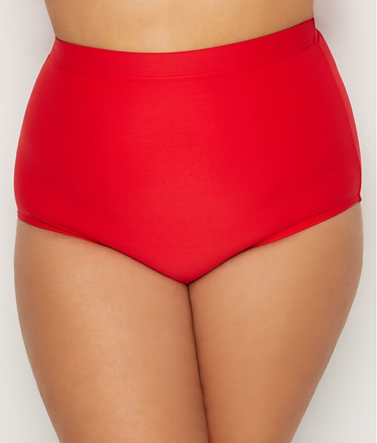 Coco Reef: Plus Size Classic Solid Swim Bottom