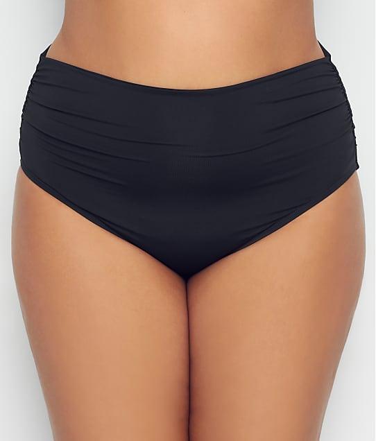 Coco Reef: Plus Size Classic Solids Impulse Fold-Over Bikini Bottom