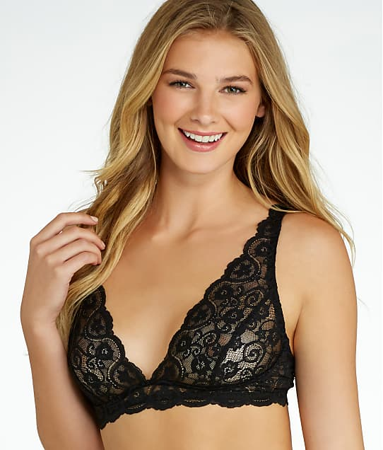 Commando: Tulip Lace Bra