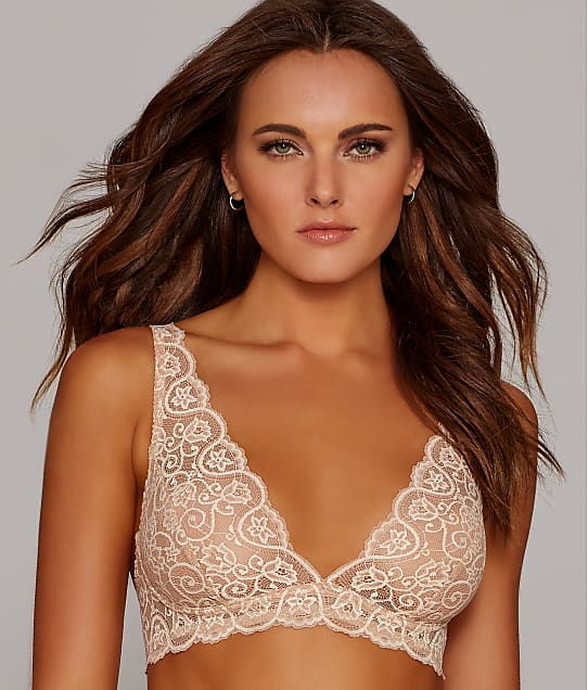 Commando: Lace Bralette